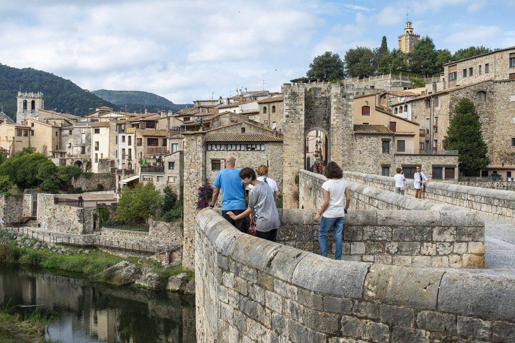 Besalú Girona
