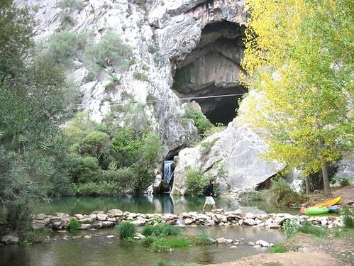 turismo en el Parque Sierra de Grazalema