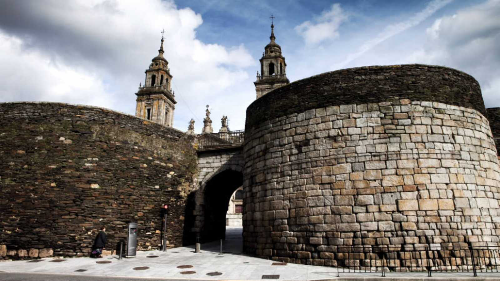 Catedral y Muralla de Lugo
